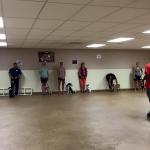 Boston Dogs at training class